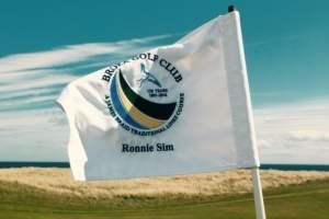 Pin Brora Golfclub