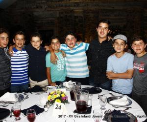 XV Gira Infantil Juvenil – Cena clausura