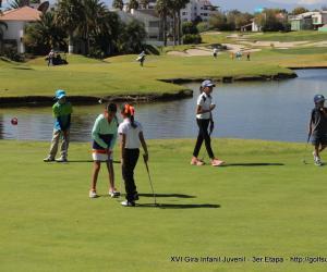 XVI Gira Infantil Juvenil 3er. Etapa en La Vista Country Club