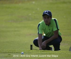 XVII Gira Infantil Juvenil 4er Etapa