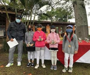 XIX Gira Infantil Juvenil – Etapa 2- Club de Golf Xalapa