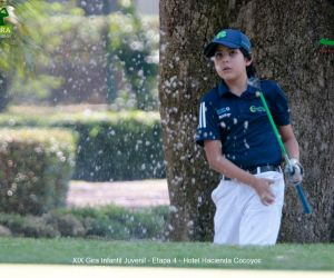 XIX Gira Infantil Juvenil Etapa 4 – Hotel Hacienda Cocoyoc
