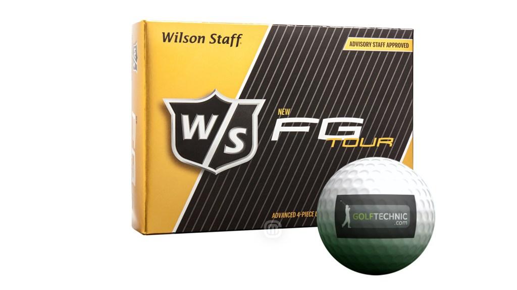 Balles de golf Wilson Staff FG Tour