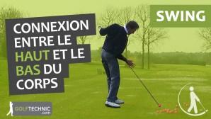 conseil de golf swing de golf