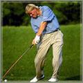 conseils de golf sur le stance
