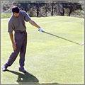 position à l'adresse conseils golf