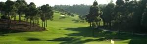 El Caparral golf