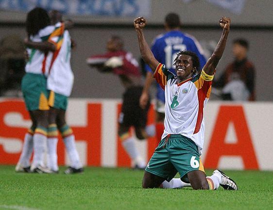 Image result for Senegal 2002