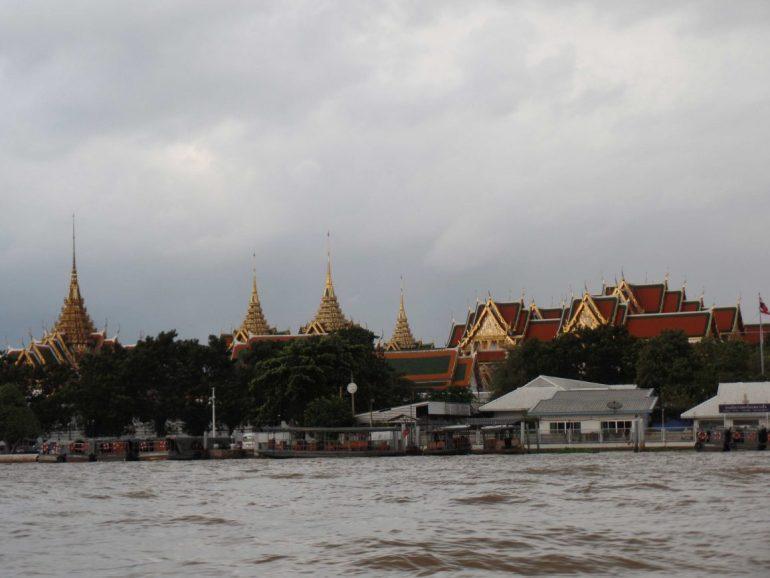 Bangkok chao praya thailand