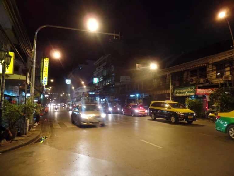 Thailand verkeer