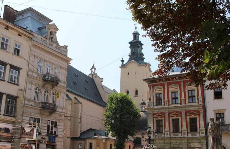 Lviv Ukraine travel Oekraïne