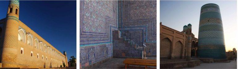 Khiva oezbekistan