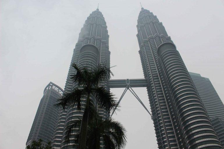 Petronas Towers Maleisie