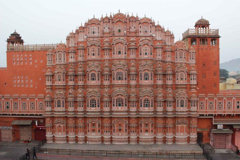 Windpaleis Jaipur India