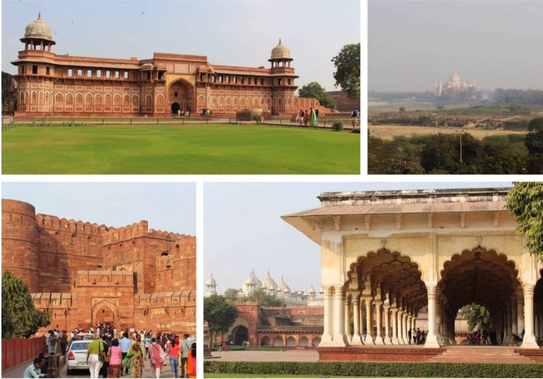 Agra fort India things to do