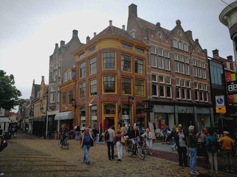 Alkmaar centrum nederland