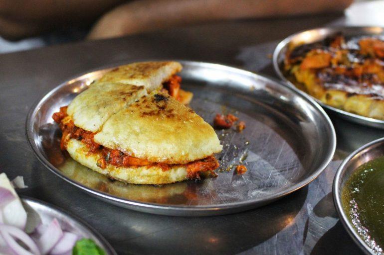 Street food tour Mumbai India