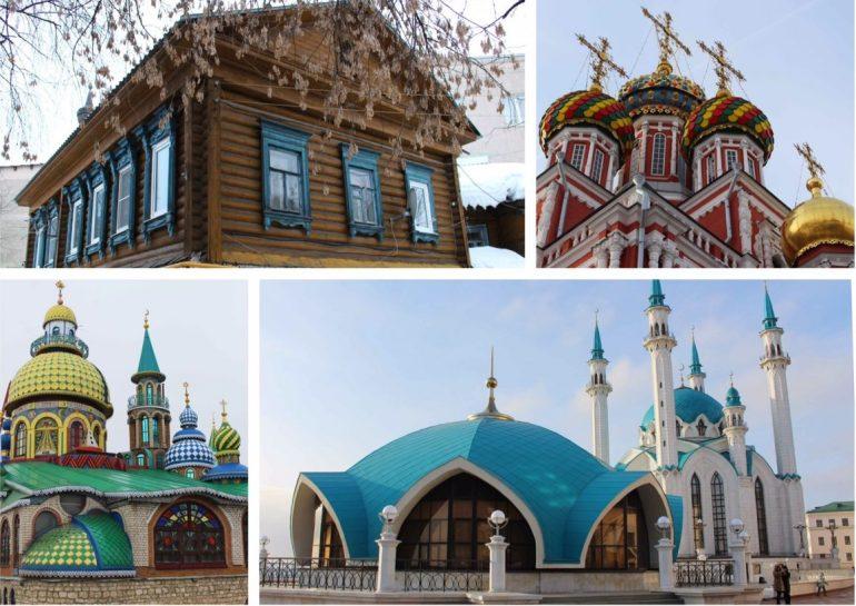 Rusland Kazan Novgorod