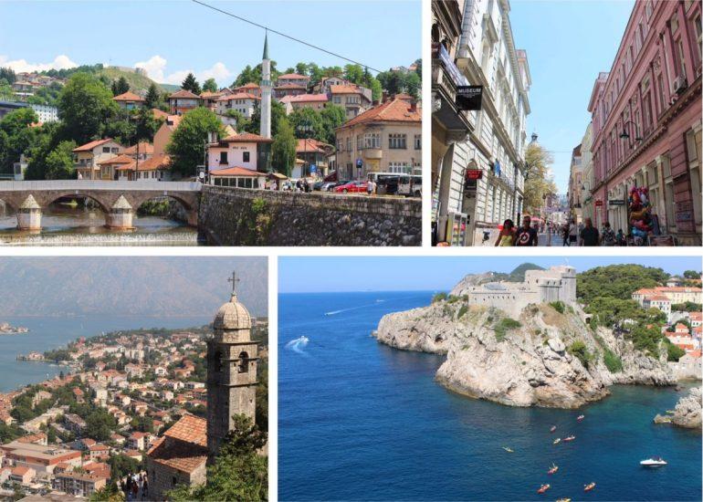 Balkan reis