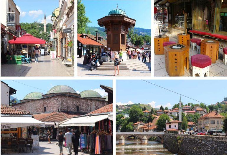 Sarajevo bosnia Ottoman
