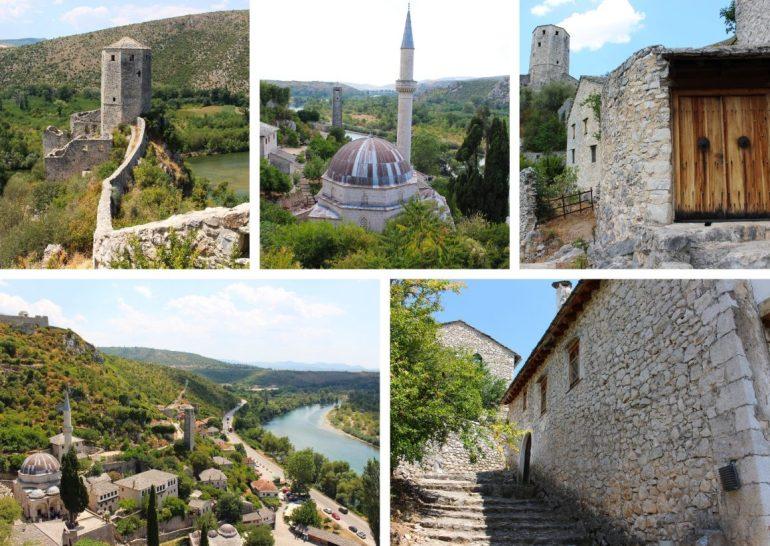 Mostar Bosnia Pocitelj