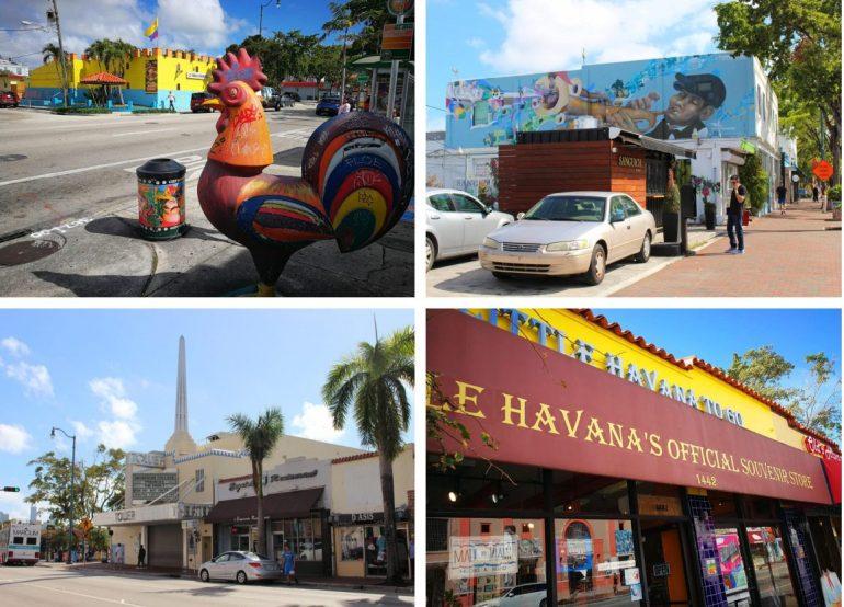 Calle Ocho Miami USA