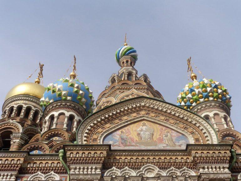 Saint Petersburg Rusland