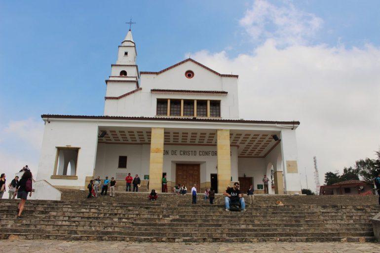 Cerro de Monseratte Colombia