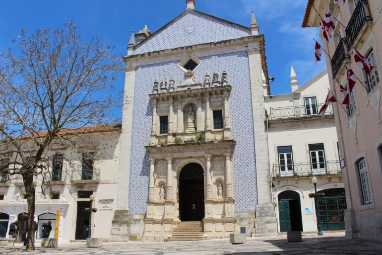 Church Aveiro Portugal