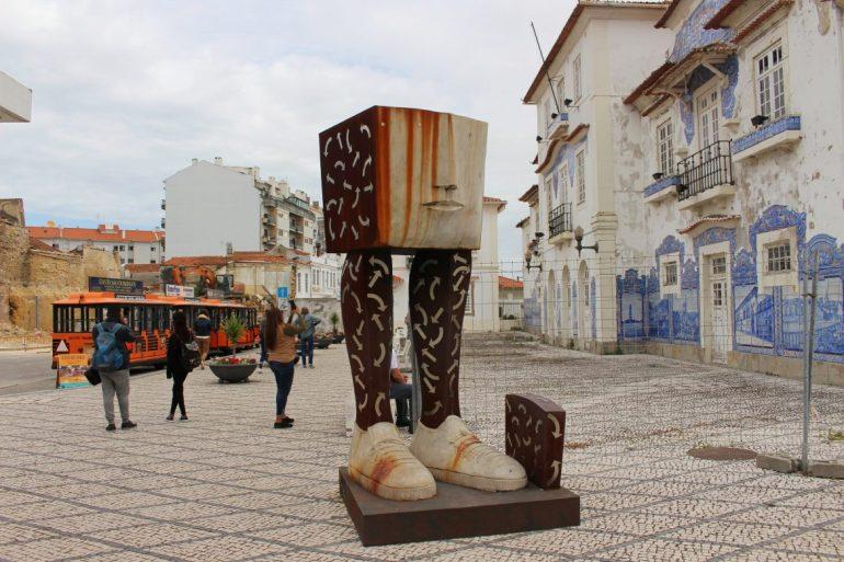Public Art Aveiro Portugal