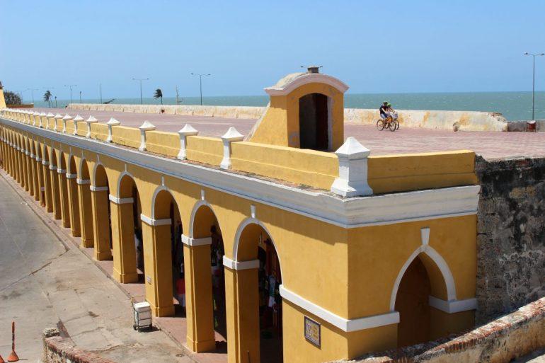 San Diego Cartagena shopping