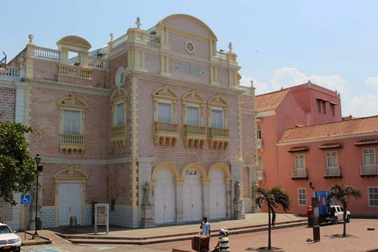 Teatre Heredia Cartagena things to do