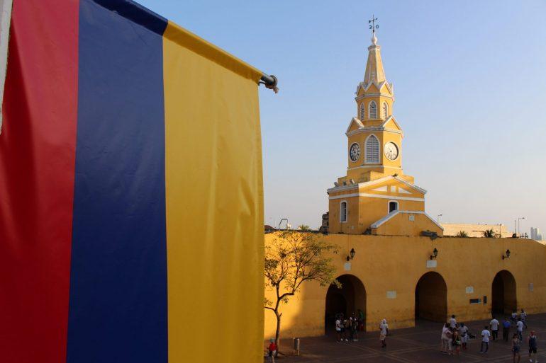 Toren Cartagena entree things to do