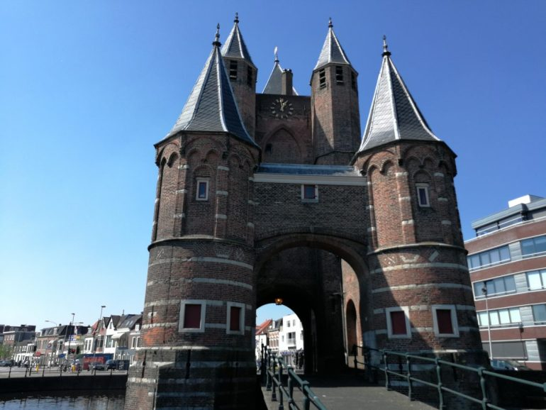 Amsterdamse poort haarlem