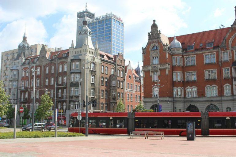 Katowice Polen wereldreis