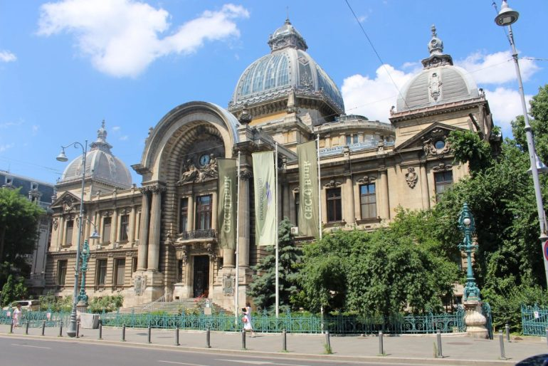 Architectuur Boekarest