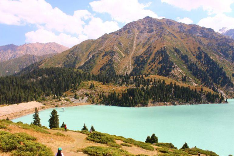 Big Almaty Lake Kazachstan