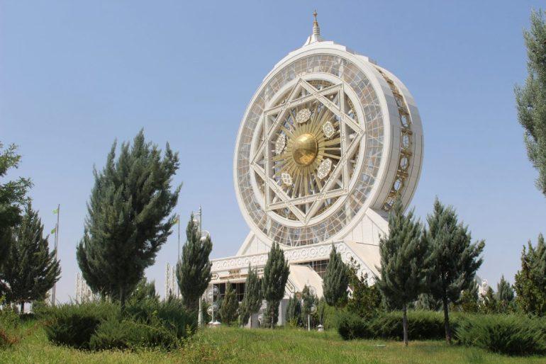 Ferriswheel Turkmenistan