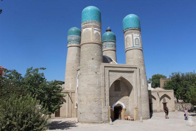 buchara Uzbekistan wereldreis