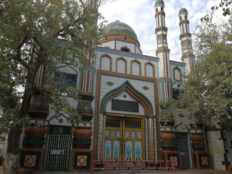 Turpan moskee china