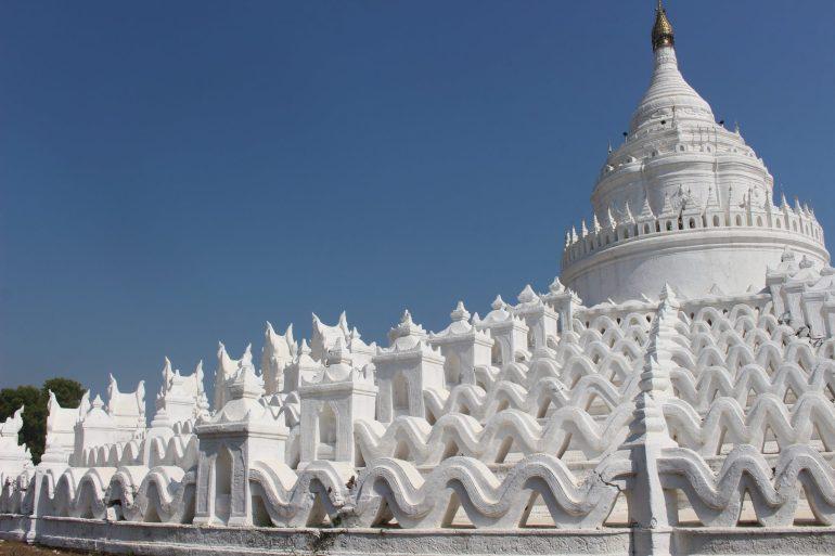 wereldreis myanmar