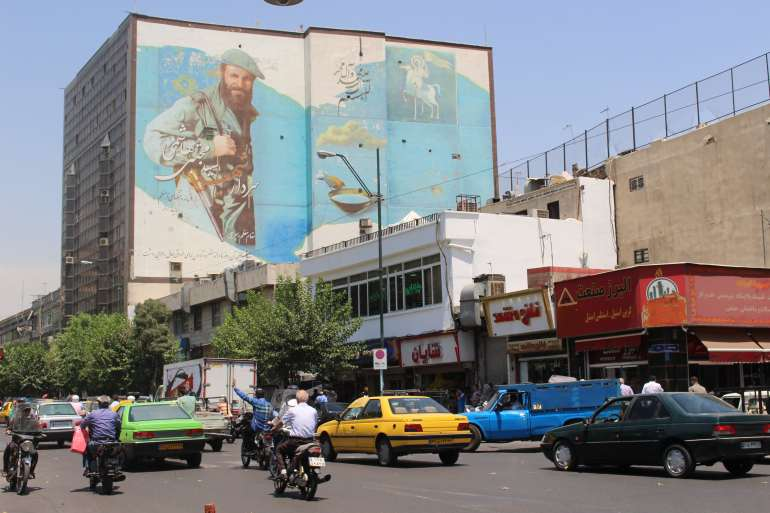 Tehran things to do