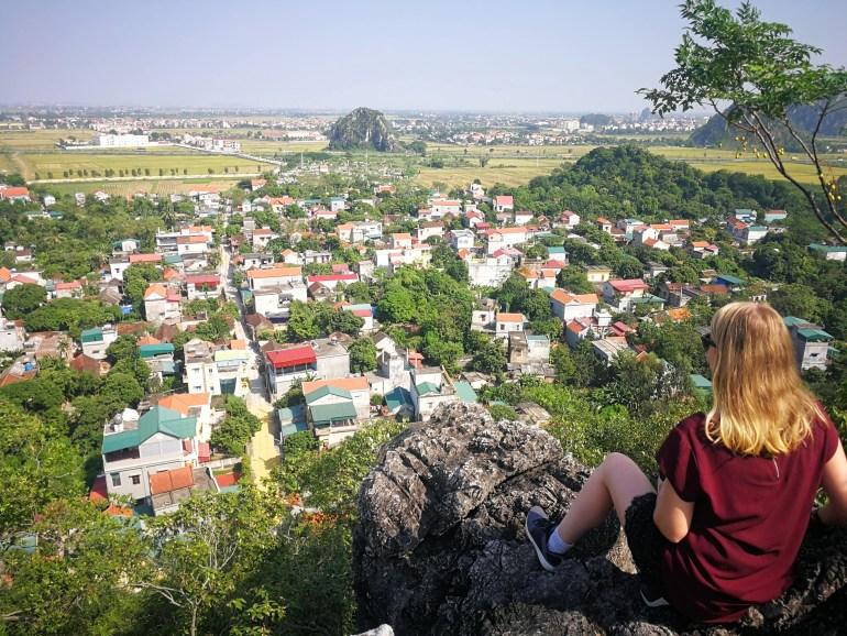 Ninh Binh hoogtepunten uitzicht