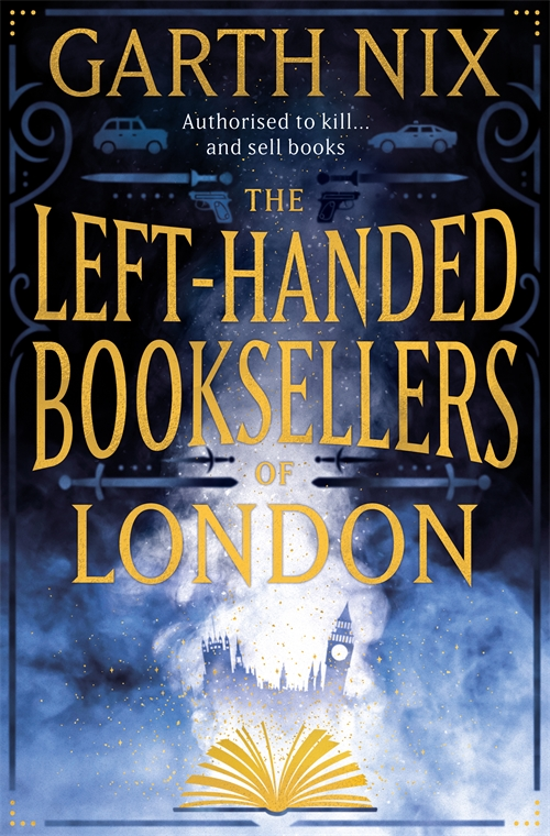 The Left-Handed Booksellers of London – an excerpt