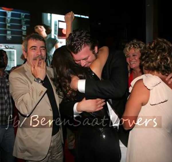 بالصور قبلات وأحضان سمر ومهند في حفل العشق الممنوع تعيد قصة