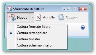 Come fare uno Screenshot dello schermo del PC