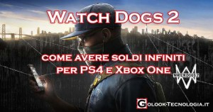 watch dogs 2 soldi infiniti