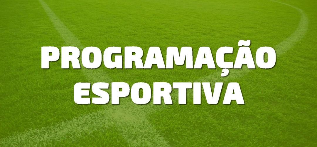 Programação Esportiva