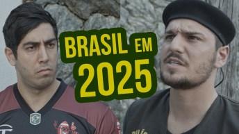 BRASIL em 2025 - JONATHAN NEMER (Erros no Final)