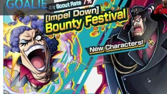 NOTÍCIAS BOMBÁSTICAS DATA MINING One Piece Bounty Rush